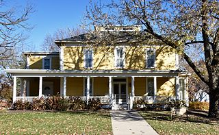 Harlan–Lincoln House United States historic place