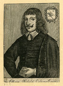 In Effigiam Nicholai Culpeper Equitis by Richard Gaywood.jpg