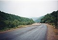 In the Carpathians, Ukraine 1992 -2.jpg