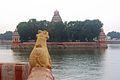 Indien Tamil Nadu Madurai Mariamman Teppakulam Temple.JPG