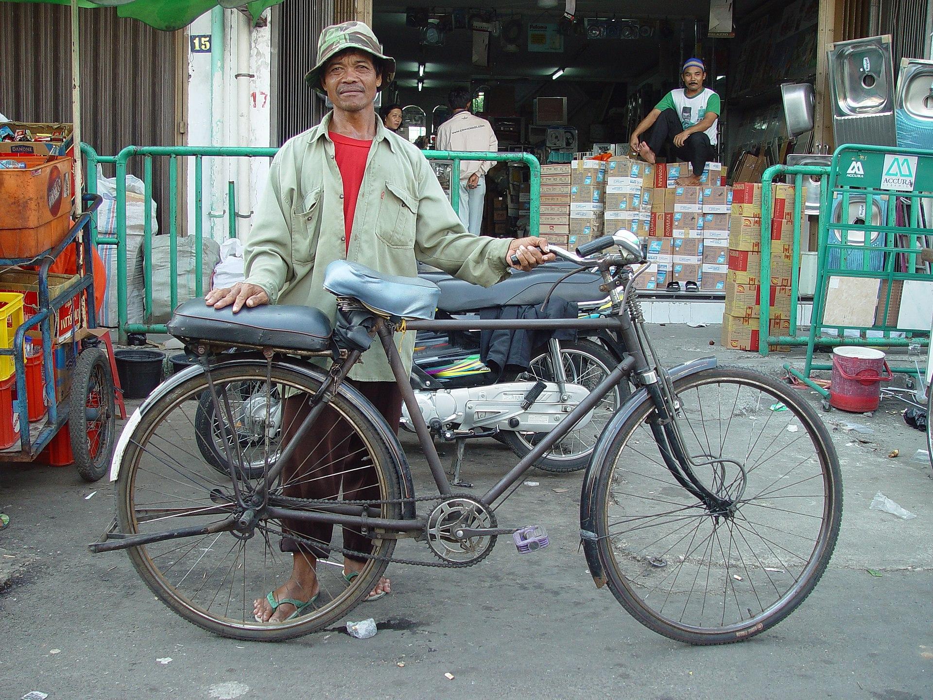 Sepeda - Wikipedia bahasa Indonesia, ensiklopedia bebas