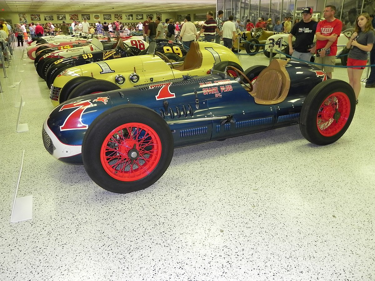 1946 car indiana midget race consider, that