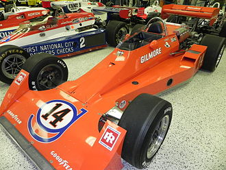 1977 Indianapolis 500 - Image: Indy 500winningcar 1977
