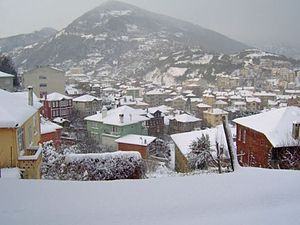İnebolu - Winter in İnebolu