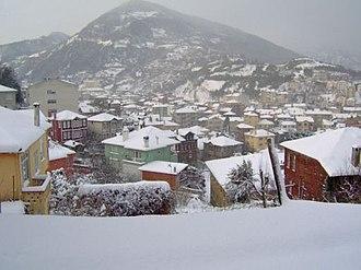 İnebolu - Winter in İnebolu