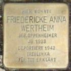 Ingelheim Friedericke Anna Wertheim geb. Oppenheimer.png