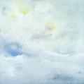 """Ingo Kühlen"""" Bild 23 aus dem 24-teiligen Bilderzyklus """"Winterreise"""" nach Franz Schubert, Öl auf Leinwand 160 x 160 cm, 1996, Werkverzeichnis 28-96.tif"""