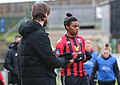Ini-Abasi Umotong Lewes FC Women 0 Sheff Utd Women 2 24 01 2021-196 (50870950746).jpg