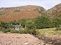 Inninmore and Dearg Allt from beach - geograph.org.uk - 880087.jpg