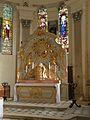 Intérieur de l'église Saint-Pierre et Saint-Paul de Jouy-sous-Thelle Maitre autel 1.JPG