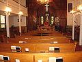 Interior of Zion Poplars Baptist Church.JPG