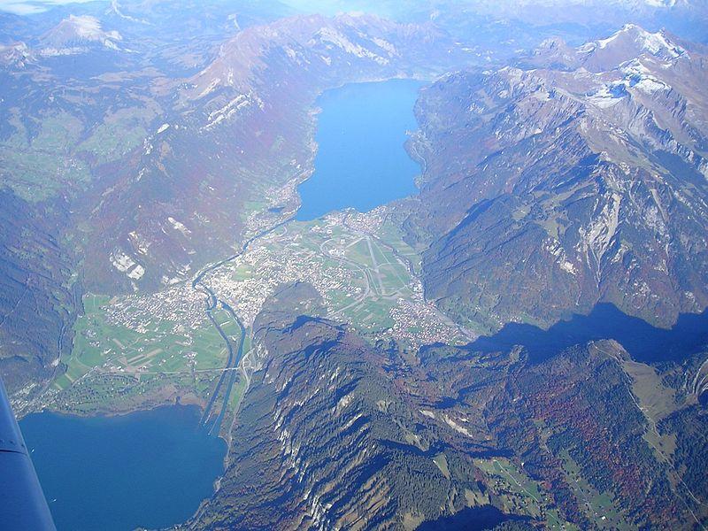 Треккинг по Швейцарским Альпам
