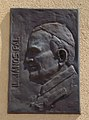 Ioannes Paulus II plaque-relief, 2017 Fehérgyarmat.jpg