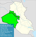 Iraqi parliamentary election, 2010 result-al anbar.jpg