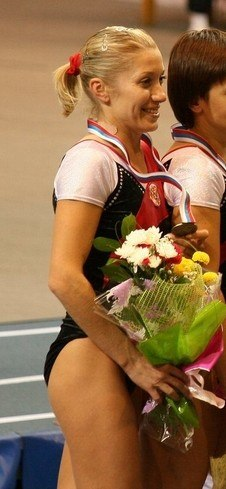 Irina Karavayeva 2008