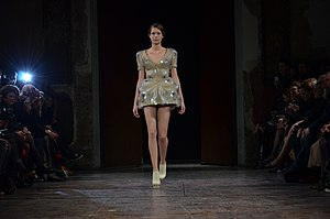 Iris van Herpen - Iris' design from the show