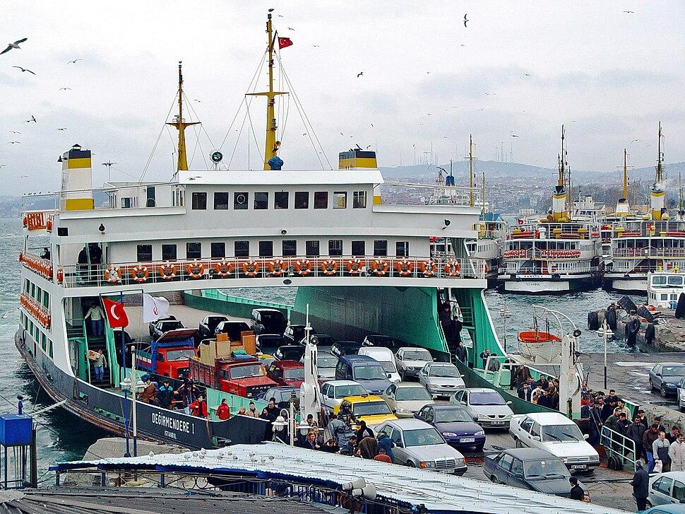IstanbulFerry