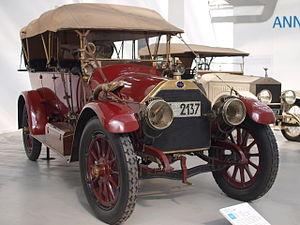 BSA cars - Itala 25/35