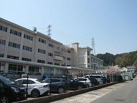 岐阜市立岩野田中学校 - Wikipedia