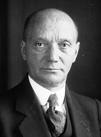 Jérôme Tharaud - Jérôme Tharaud in 1923