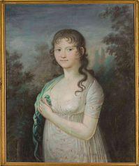 Portret Ludwiki z Łosiów Kownackiej