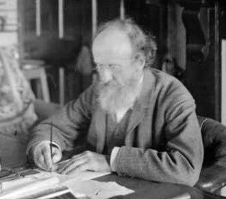 John Acland (politician) - John Acland in 1893