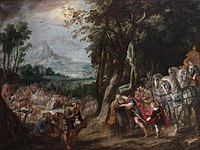 JORDAENS Hans III 1636 La rencontre de Jacob et de Joseph.jpg