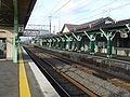 JRE Yuzawa station platform.jpg