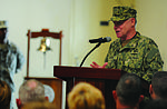 JTF welcomes Butler to GTMO 130716-Z-WA628-033.jpg