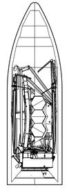 JWST launch configuration