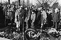 Jaarlijkse Auschwitzherdenking op de Nieuwe Oosterbegraafplaats in Amsterdam zi, Bestanddeelnr 930-6416.jpg