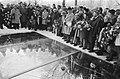 Jaarlijkse herdenking Nederlands Auschwitz Comite op de Nieuwe Oosterbegraafplaa, Bestanddeelnr 930-0926.jpg