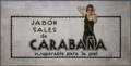 Jabón Sales de Carabaña (Baldrich 1924) cartel publicitario de cerámica en la estación de metro Sevilla (Madrid).png