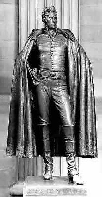 Andrew Jackson (National Statuary Hall Collection) - Image: Jackson NSHC