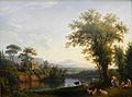 Jacob Philipp Hackert Italien Flusslandschaft.JPG