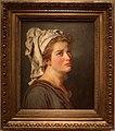 Jacques-louis david, giovane donna con turbante, 1780 ca.jpg