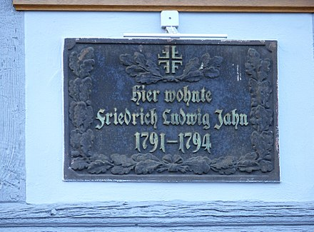 Friedrich Ludwig Jahn Wikiwand