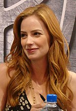 Photo of Jaime Ray Newman in 2009