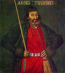 Portrait of Yakov Turgenev