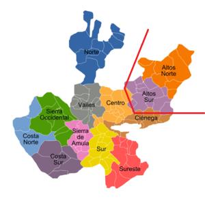Los Altos (Jalisco) - Altos de Jalisco