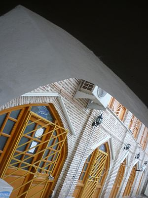 Jameh Mosque of Amol - Image: Jameh Mosque of Amol