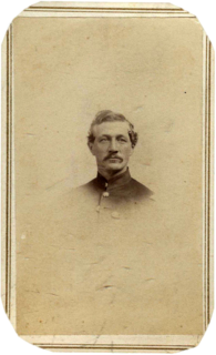James A. Cunningham Brigadier general in the United States Army during the American Civil War