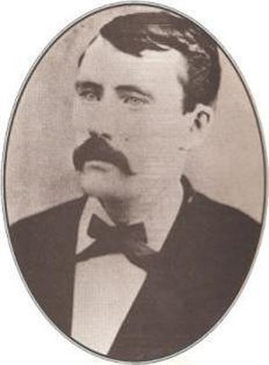 James Earp - James C. Earp c. 1880