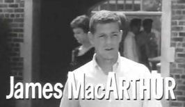 James MacArthur in The Young Stranger
