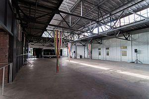 Jamestown Gateway Train Station