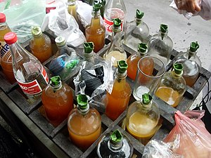 English: Jamu is traditional herbal medicine f...