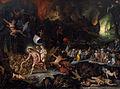 Jan Brueghel & Hans Rottenhammer - Christus in het voorgeborchte.jpg
