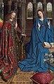 Jan van Eyck - The Annunciation - Google Art Project crop.jpg