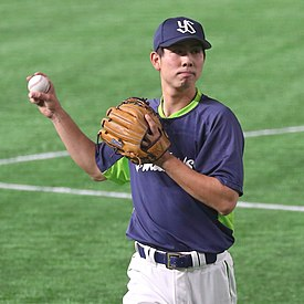 Japanese baseball player ohta kengo.jpg