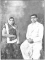 Jaybhikhkhu with Wife.png